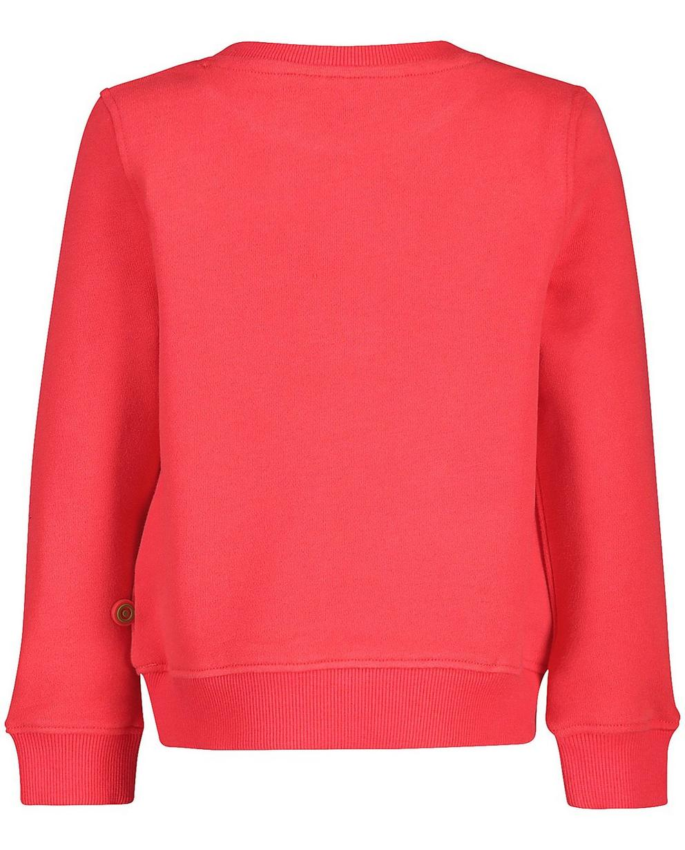 Sweats - rood fel - Sweat framboise